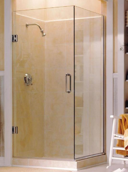Frameless Shower Door Arc Glass L L C Houston Texas Spring Tx