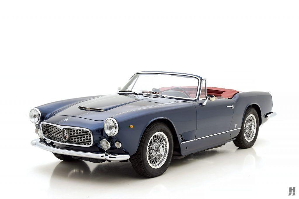 1963 Maserati 3500 Vignale Spider | Hyman Ltd. Classic Cars ...