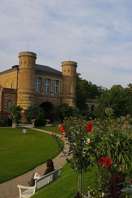 Karlsruhe Schloss garden (With images) Beautiful places