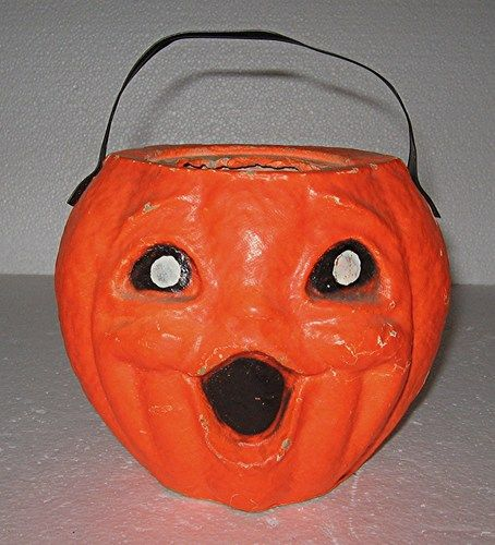 VINTAGE-HALLOWEEN-JACK-O-LANTERN-CANDY-CONTAINER-5-1-2-TALL-CIRCA-1940S