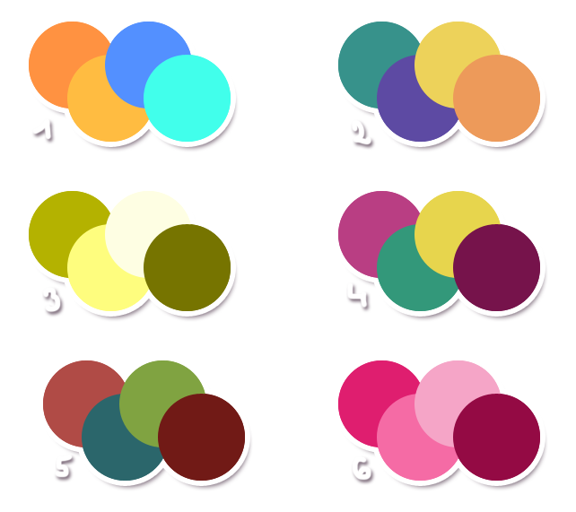 Free Color Schemes By Metterschlingel Palette Couleur