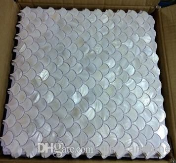 Mother of pearl mosaicshell mosaic tile mother of pearl tiles ...