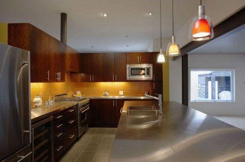 Interior Design Ideas For Kitchen  Houses  Pinterest  Interiors Captivating Minecraft Modern Kitchen Designs Design Decoration