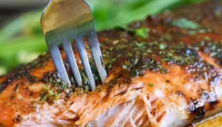 Grilled Teriyaki Salmon Recipe #teriyakisalmon Grilled Teriyaki Salmon Recipe #teriyakisalmon