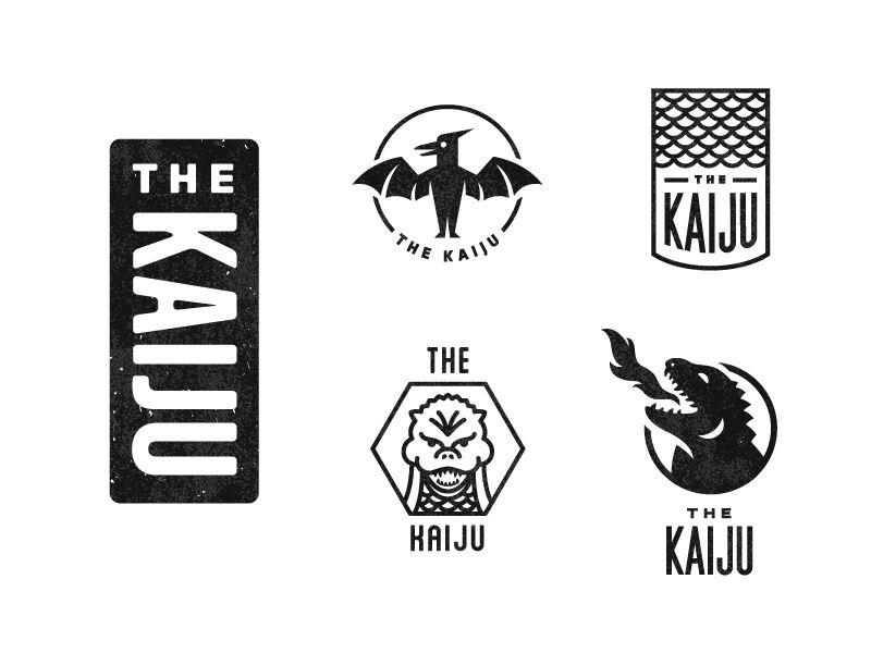 The Kaiju by Valerie Jar