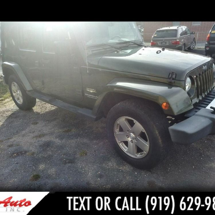 Year 2008 Make Jeep Model Wrangler Trim Unlimited Sahara 4wd Mileage 10 In 2020 2008 Jeep Wrangler Unlimited 2008 Jeep Wrangler Jeep Wrangler Unlimited Sahara