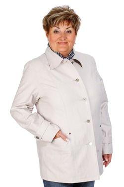 JASMÍNA - jarní kabátek