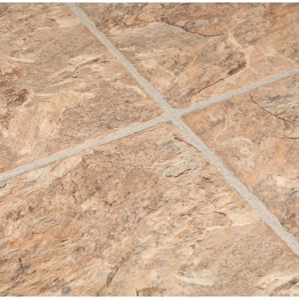 Trafficmaster Red Rock 12 In W X 36 In L Luxury Vinyl Tile Flooring 24 Sq Ft Case 216116 0 The Home Depot Luxury Vinyl Tile Vinyl Tile Vinyl Tile Flooring