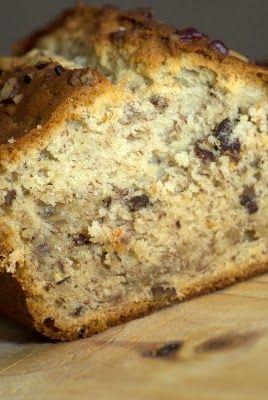 southern living 'cream cheese banana nut bread'