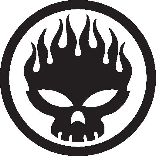 the offspring logo cool pinterest logos rock and rock lyric rh pinterest com greatest punk rock band logos metal and punk rock band logos