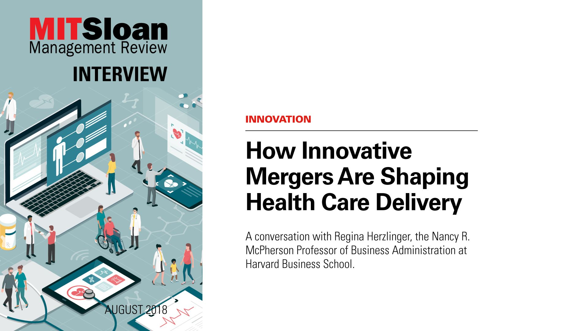 How innovative mergers are shaping health care delivery
