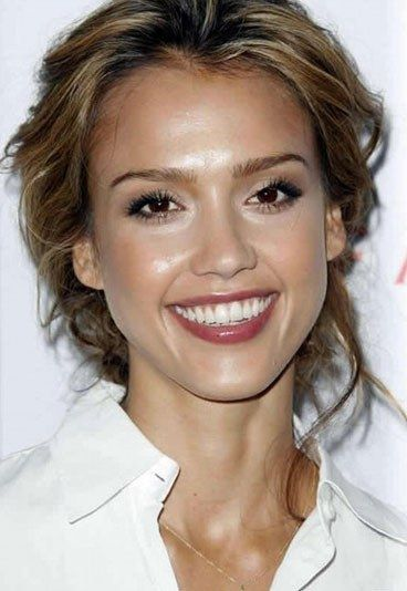 Completely agree Jessica alba perfect smile confirm