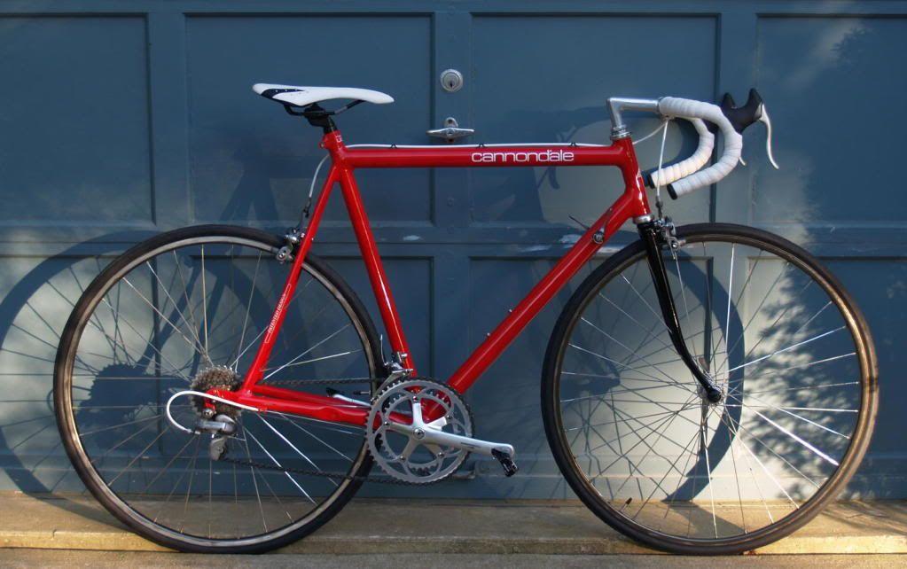 Sr800 Vintage Cannondale Cannondale Cool Bicycles Vintage Bicycles