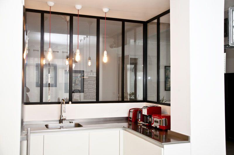 fen tre d 39 atelier cuisine id es pour la maison pinterest atelier cuisine atelier et cuisiner. Black Bedroom Furniture Sets. Home Design Ideas