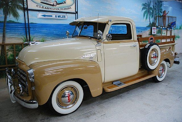 1950 Gmc Pickup For Sale Clearwater Florida Trucks Pinterest