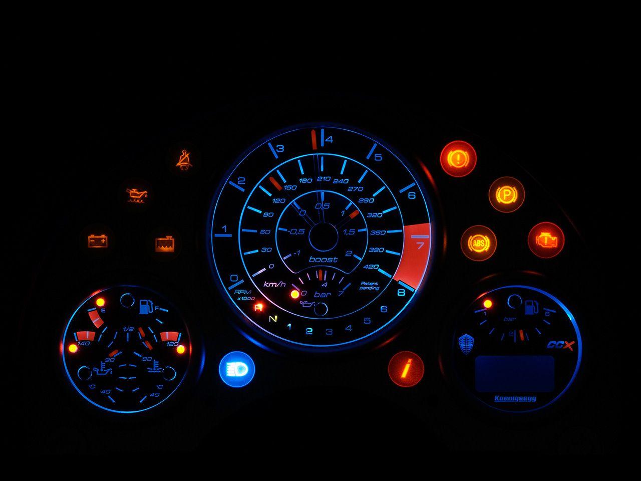 Cars Vehicles Dashboards Speedometer 1280x960 Wallpaper