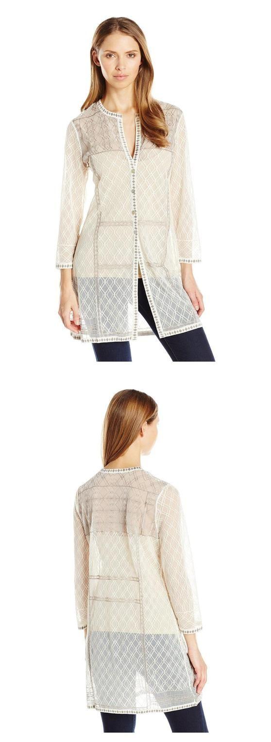 $378 - NIC+ZOE Women's Duchess Jacket, Multi, Large #apparel #shirt #niczoe #shops #women #departments