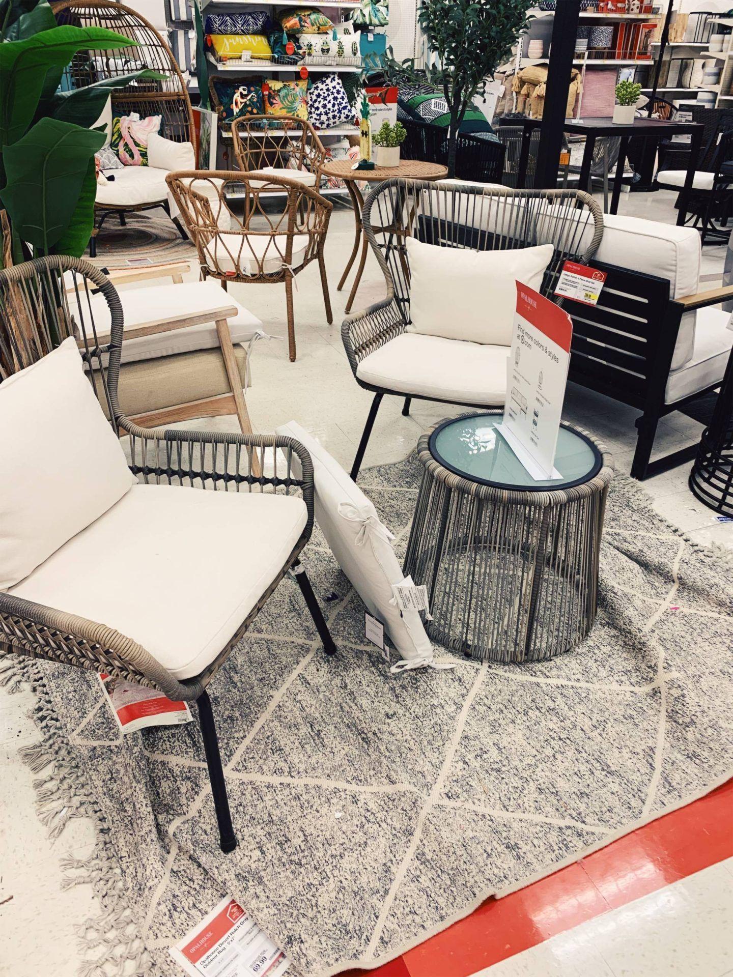 target outdoor furniture favorites