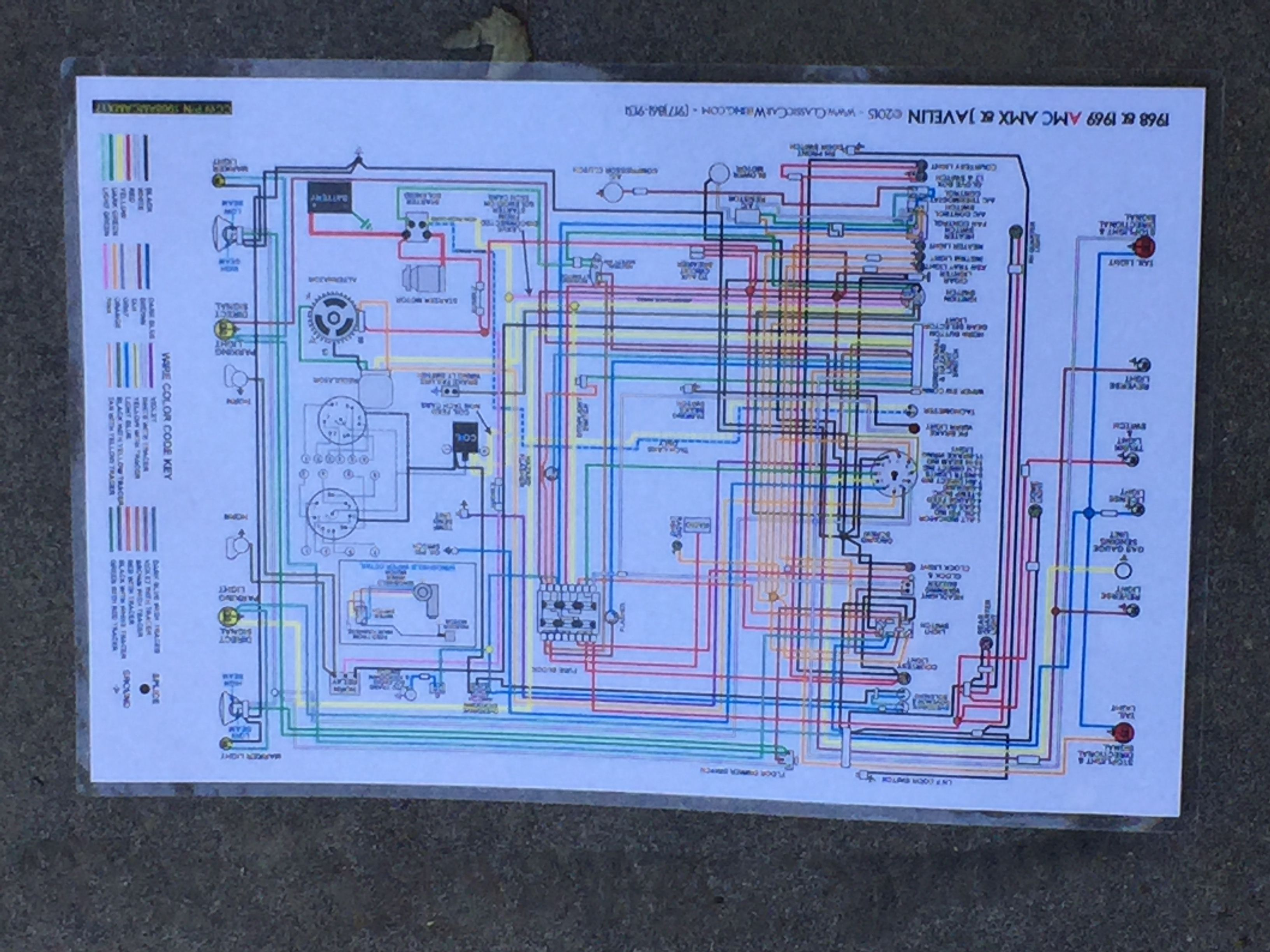Stuck About Getting The Wiring Right On Javelin Hope This Is Gonna Help Javelin Diagram Projects