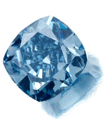 Blue Diamond Rare Diamonds Colored Diamonds Blue Diamond