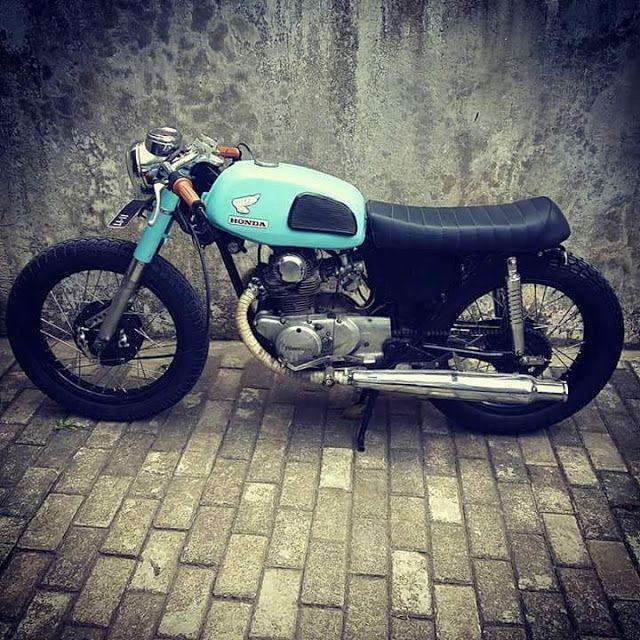 Dijual CB125 Honda Twin Harga Tak Nego DEPOK LAPAK