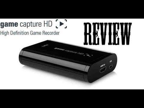 Elgato Game Capture Hd Review Elgato Game Capture Elgato Capture
