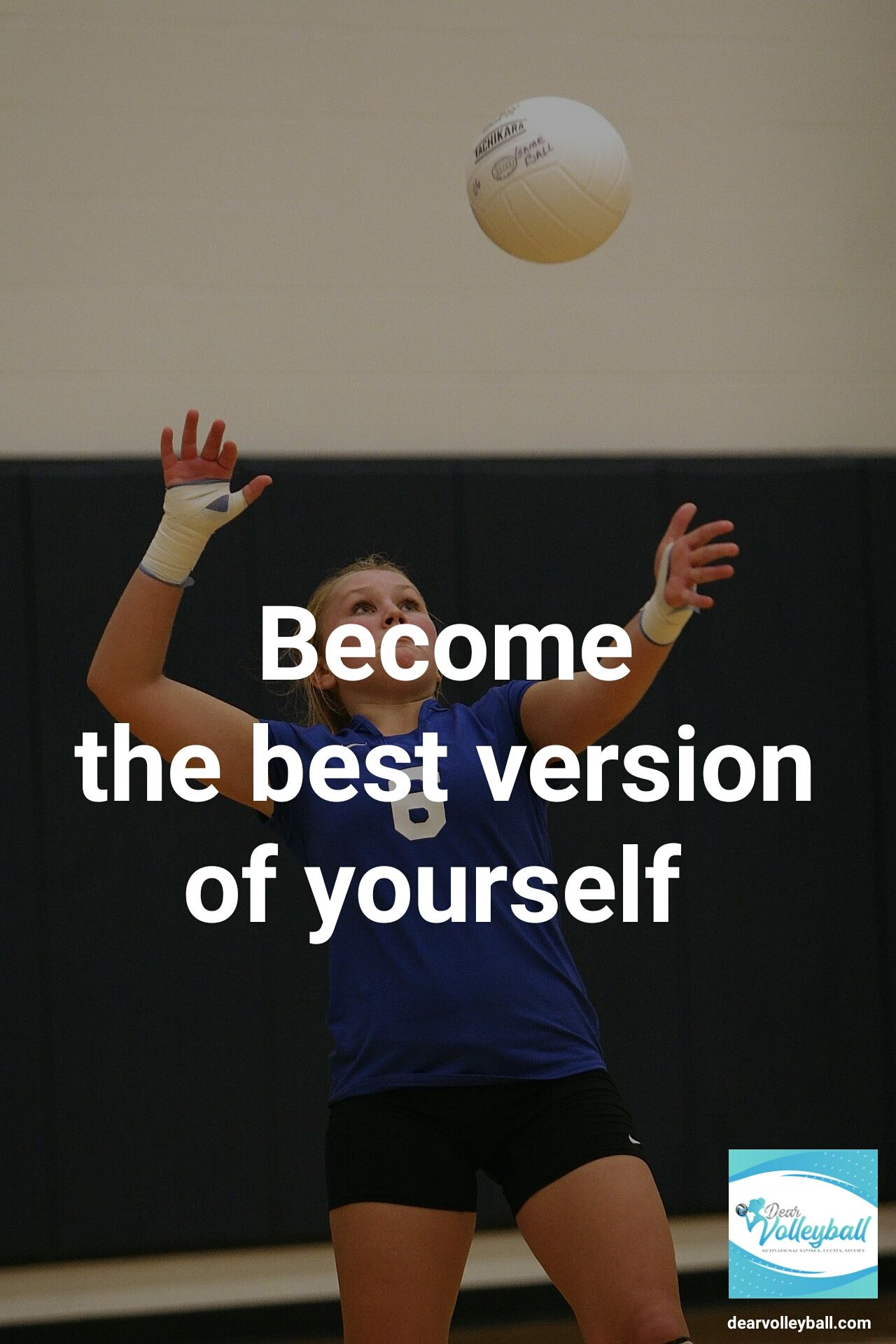54 Short Inspirational Quotes For A Players Long Term Inspiration Inspirational Volleyball Quotes Volleyball Quotes Sports Quotes