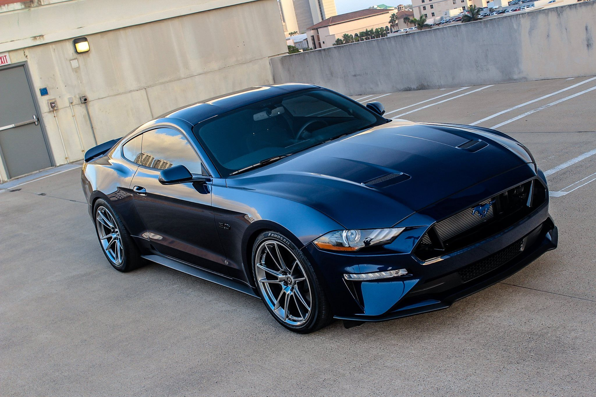 Steve G Has One Good Looking 2018mustang Check Out Facebook And