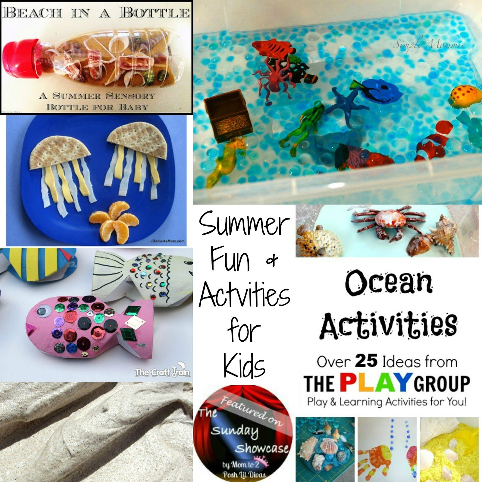 Summer Fun And Activities For Kids The Sunday Showcase 8