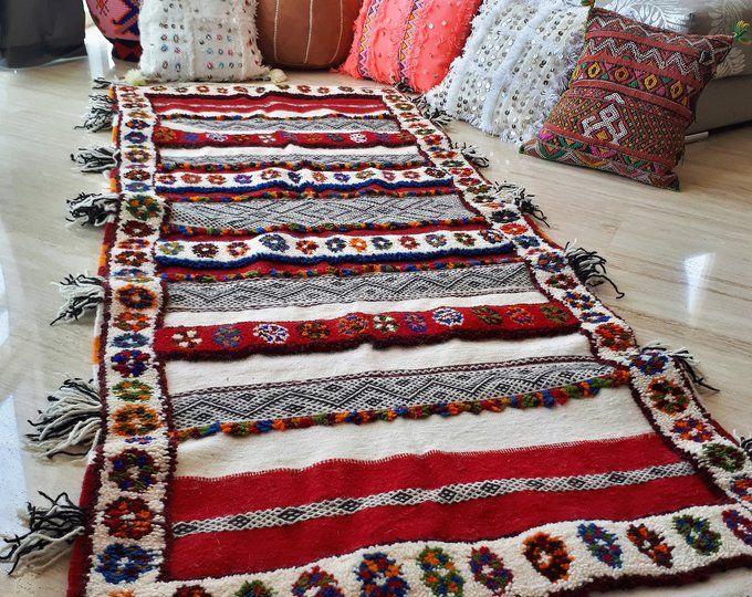 Berber Taznakht Handmade Tapis En 2019 Tapis Berbere
