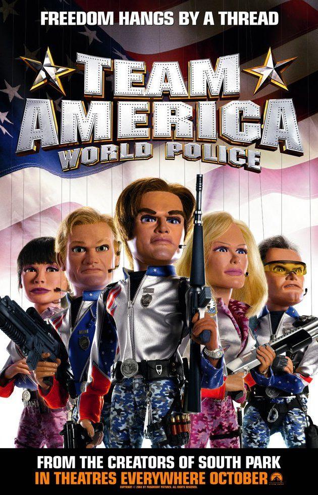 Team America World Police Stream