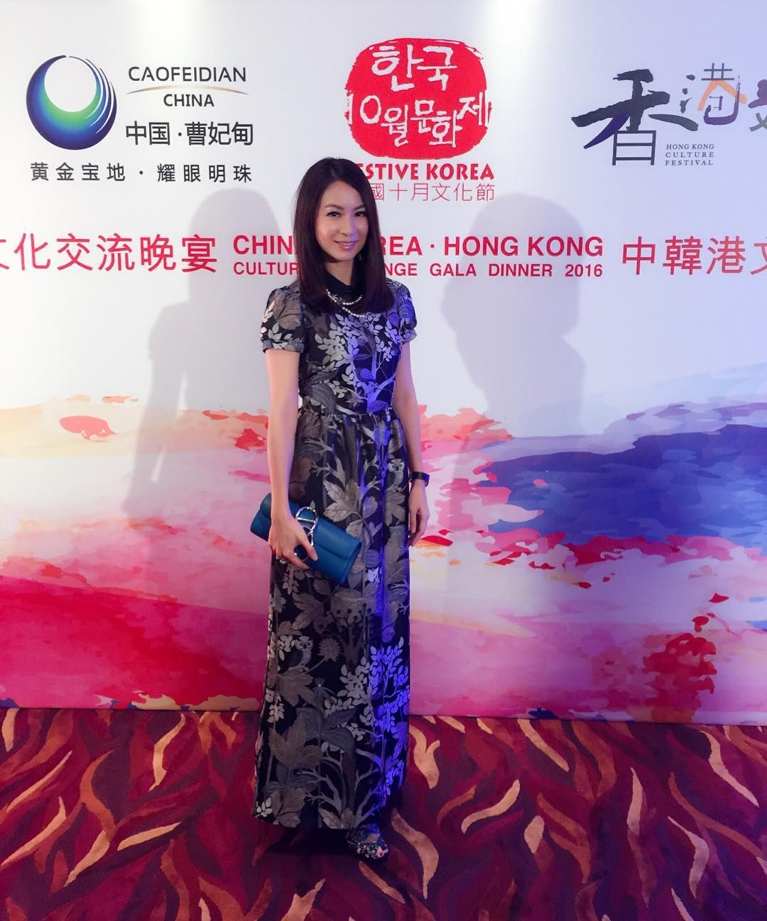 China•Korea•Hong Kong culture exchange gala dinner 2016  #galadinner #festivekorea #chinakorea #cultureexchange #culture #mylook #fashiondiaries #fashion #fashionlover #lookbook #lookoftheday #redvalentino #hermes #egge #jimmychoo #mystyle #chanelnecklace #hermesegge