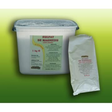 sare amara sulfat de magneziu