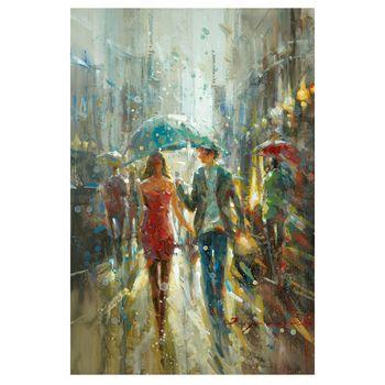 Jarvis Summer Shower Poster - 24