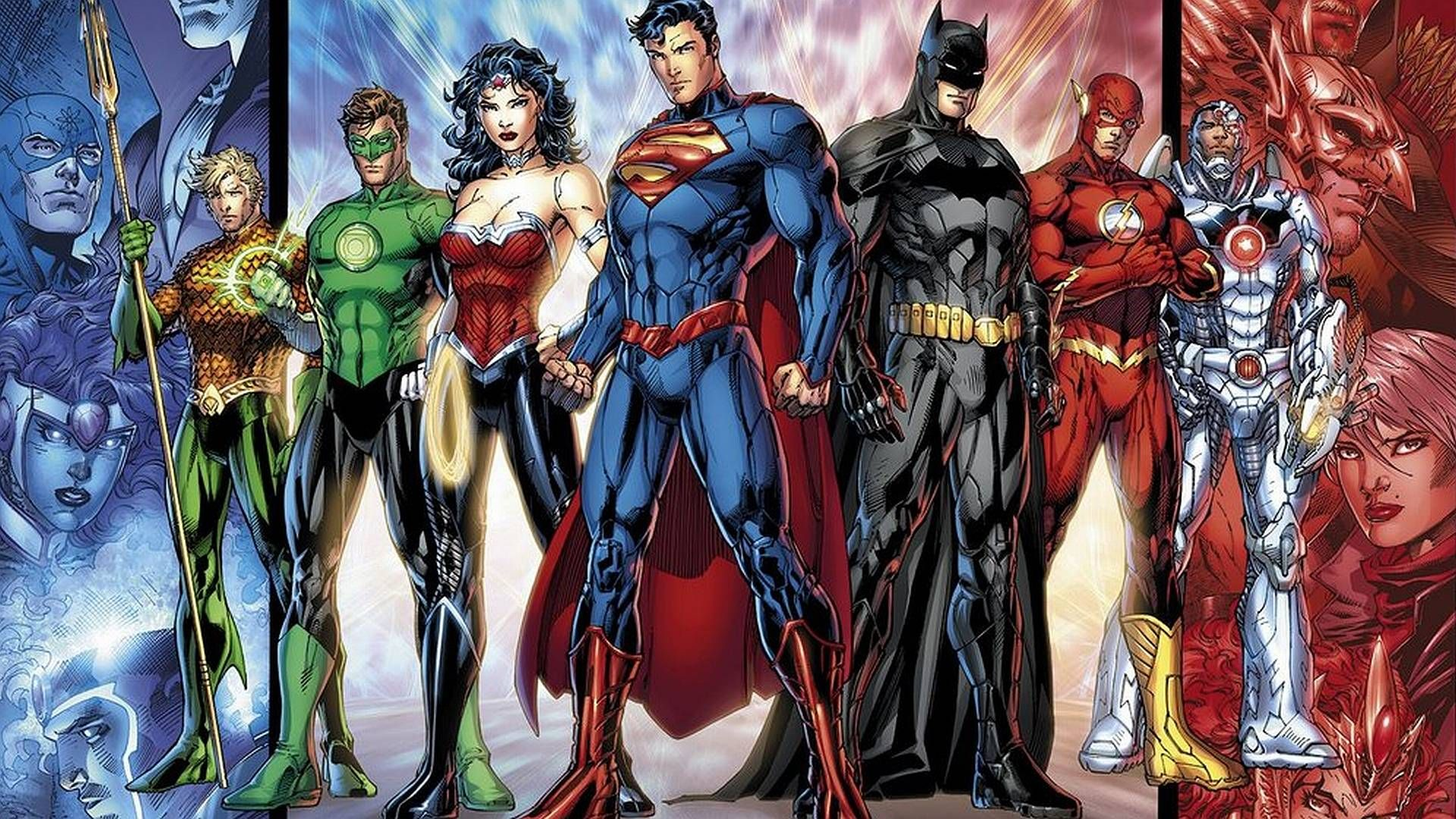 Justice League Movie Wallpapers HD