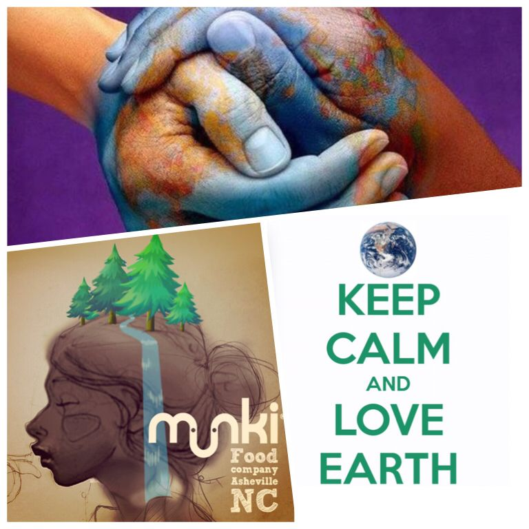 Every day should be earth day reeeespect reduce