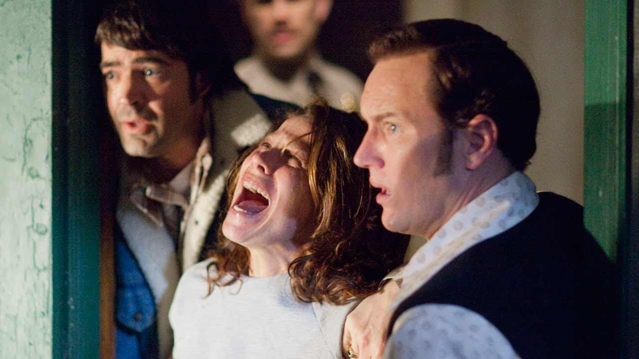 Watch The Conjuring Full Movie Stream Online Free [2013] 1080p HD