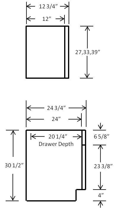 Cabinet Depth And Heights Kitchen Cabinet Dimensions Cabinet Dimensions Kitchen Cabinets Measurements
