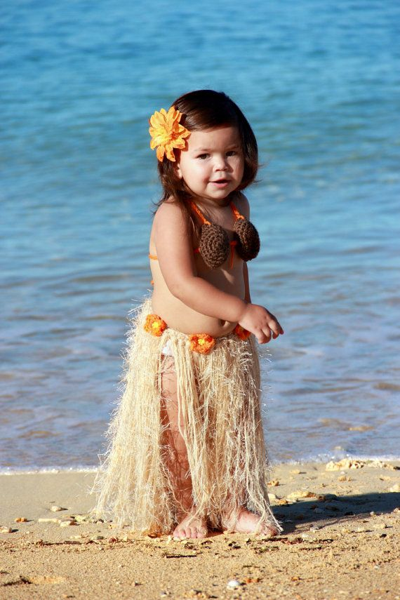 Baby Girl or Toddler Hawaiian HULA Dancer Island by pixieharmony $59.95  sc 1 st  Pinterest & Baby Girl or Toddler Hawaiian HULA Dancer Island by pixieharmony ...
