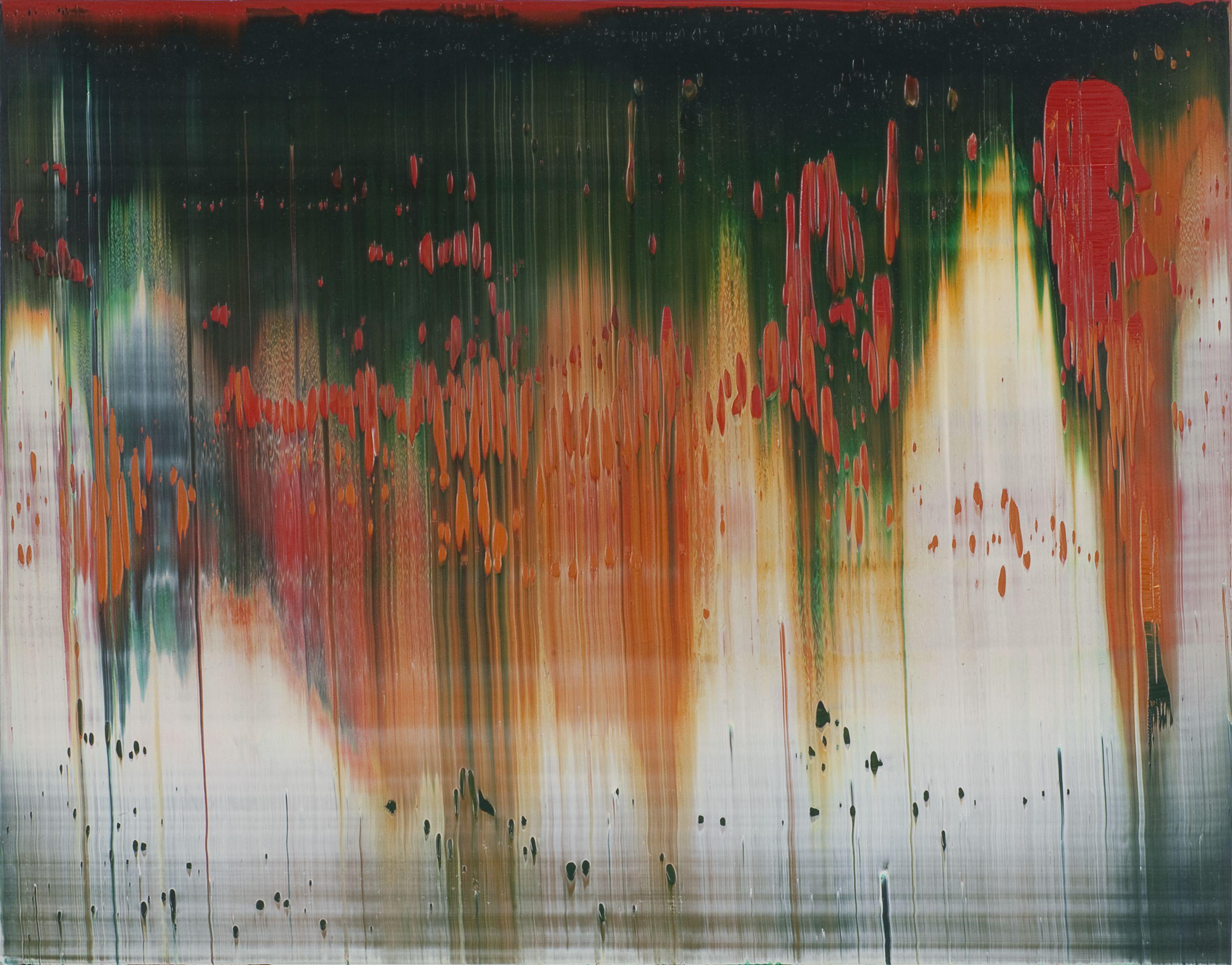 Gerhard-Richter-Fuji-1996-55-110-©-Gerhard-Richter-2011-Foto-Olbricht-Collection-Jana-Ebert.jpg (3045×2384)