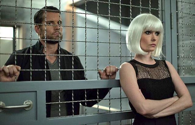 ONE WEEK til @NBCGrimm Returns With Juliette a Changed Woman.