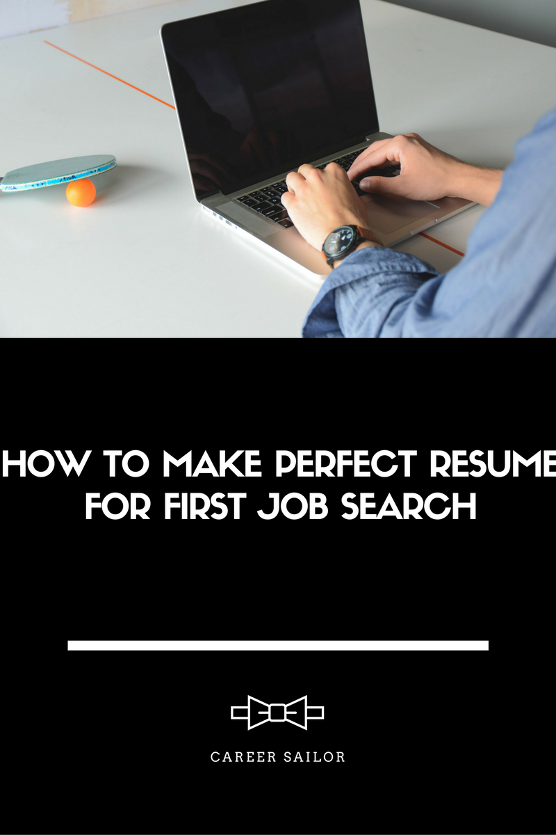 Tips On How To Make A Perfect Resume When You Are Fresher To Not To