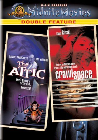 The Attic/Crawlspace (Midnite Movies Double Feature)   #FreedomOfArt  Join us, SUBMIT your Arts and start your Arts Store   https://playthemove.com/SignUp
