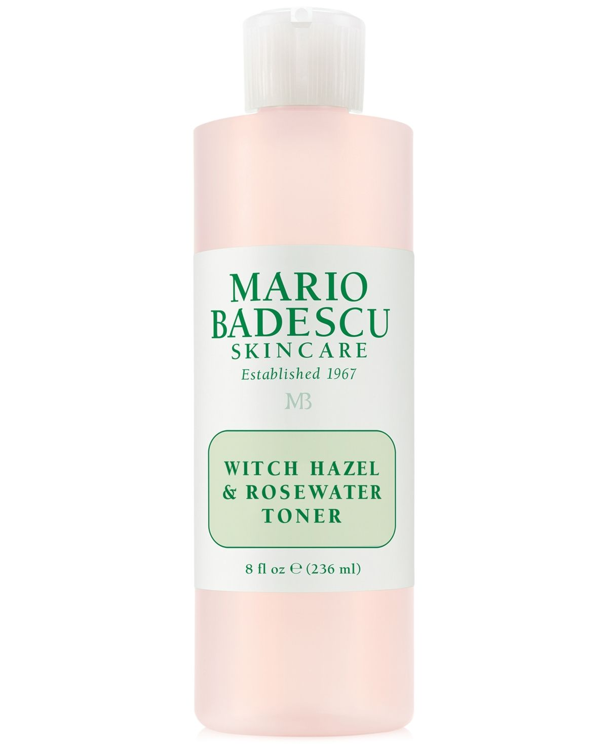 Mario Badescu Witch Hazel Rosewater Toner 8 Oz Reviews Skin Care Beauty Macy S In 2020 Rose Water Toner Skin Care Beauty Skin Care