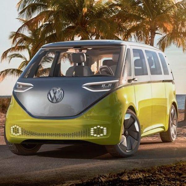 volkswagen brings back the beloved microbus as an electric. Black Bedroom Furniture Sets. Home Design Ideas
