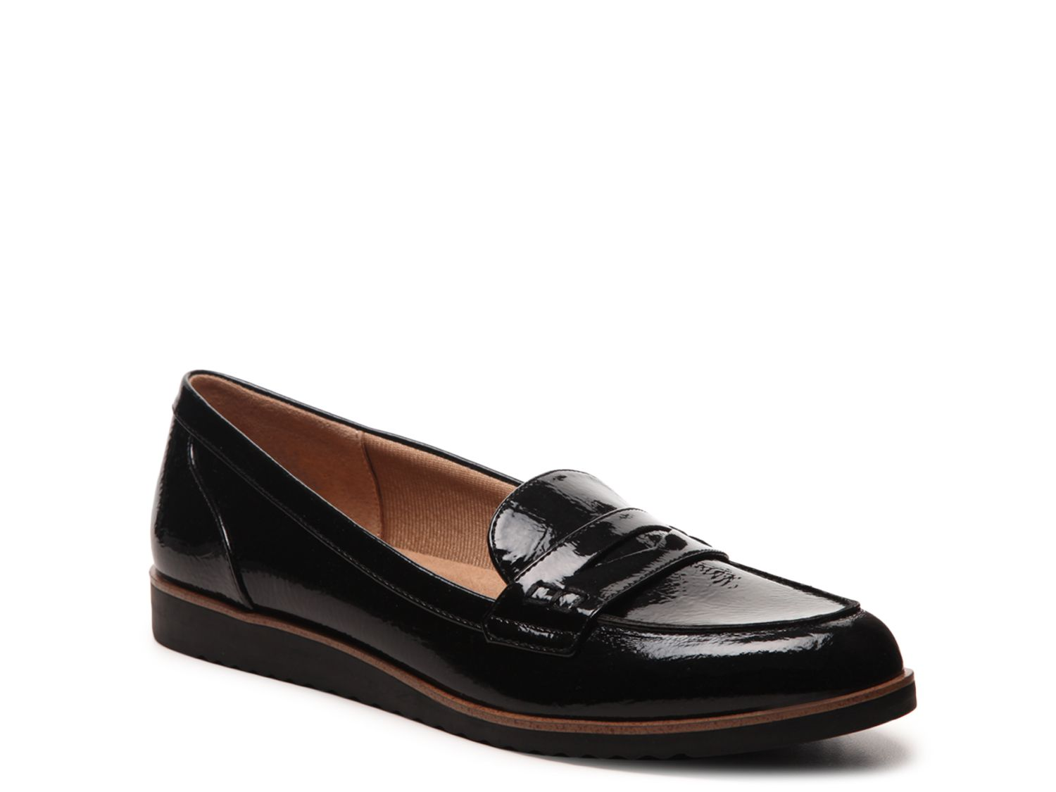 Abella Zoey Loafer In 2021 Loafers Womens Black Flats Loafers For Women [ 1125 x 1500 Pixel ]