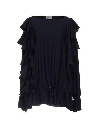 LANVIN Women's Blouse Dark blue 6 US