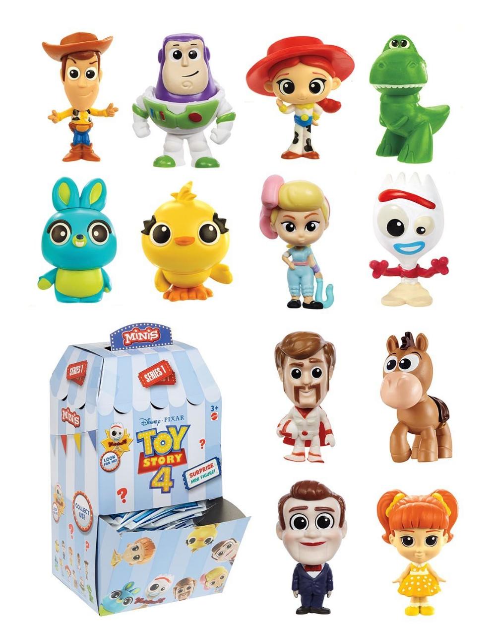 Disney Pixar Toy Story 4 Blind Bag Series 1 Bunny Figure NEW