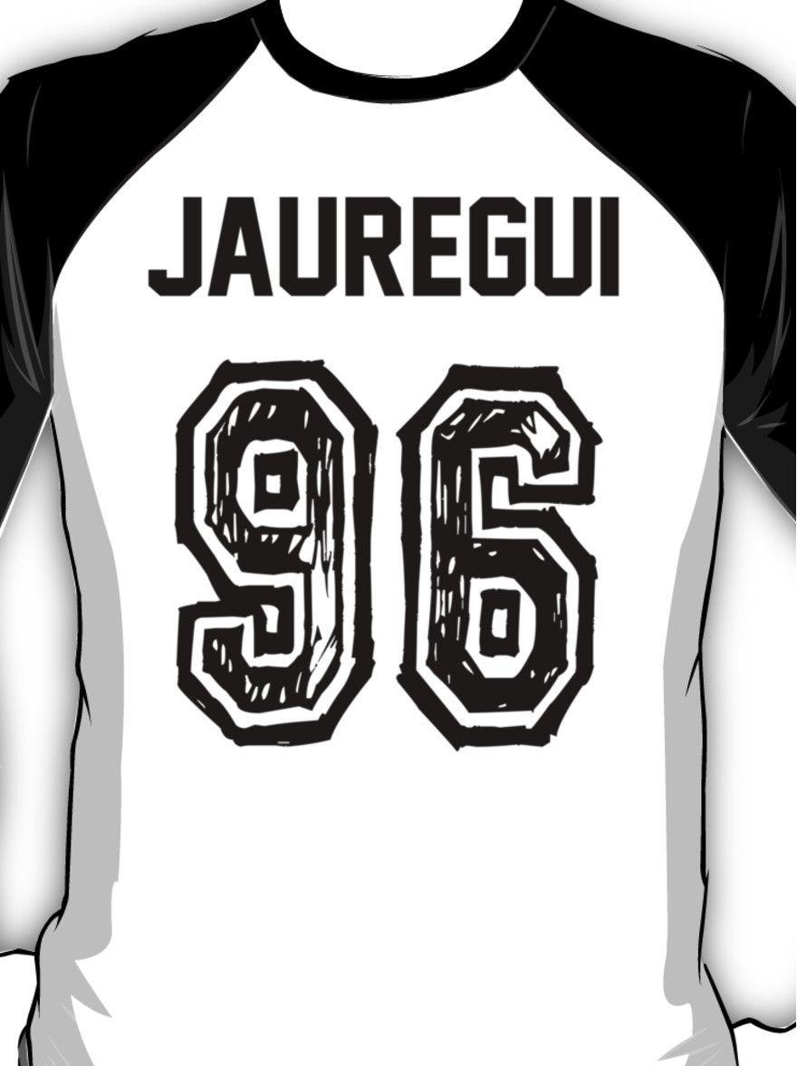 Jauregui'96 Baseball ¾ Sleeve