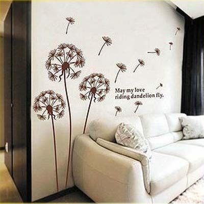 45 vinilos decorativos hermosos originales y modernos - Ver vinilos decorativos economicos ...